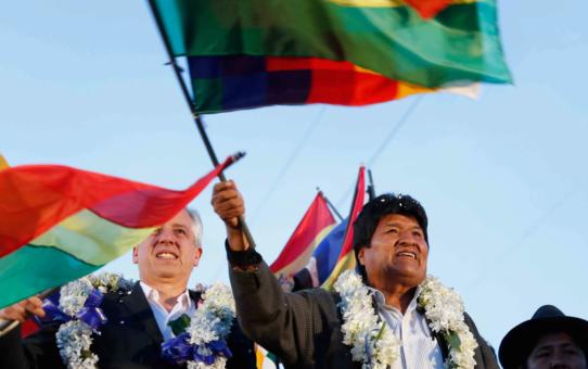 Lecciones desde Bolivia
